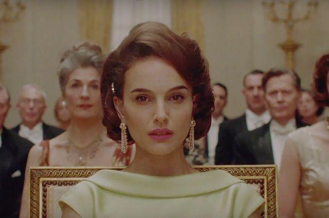 Натали Портман в образе Жаклин Кеннеди первый трейлер Джеки - РЫБИНСКonLine