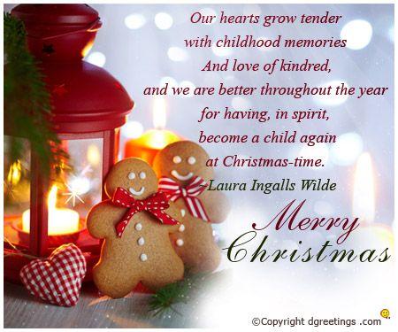 Dgreetings - Christmas Eve Card