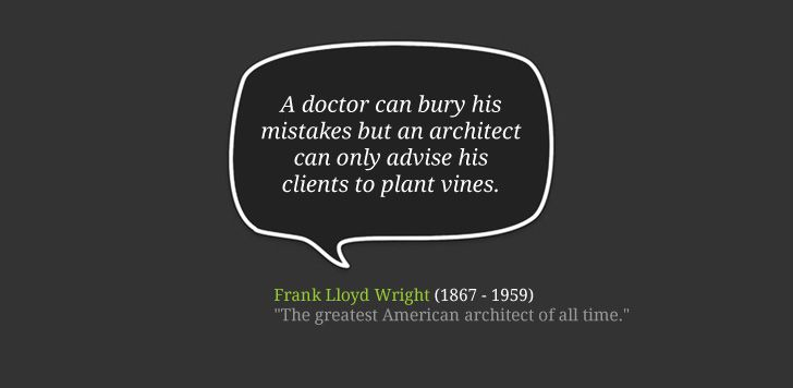 20 creative architecture quotes