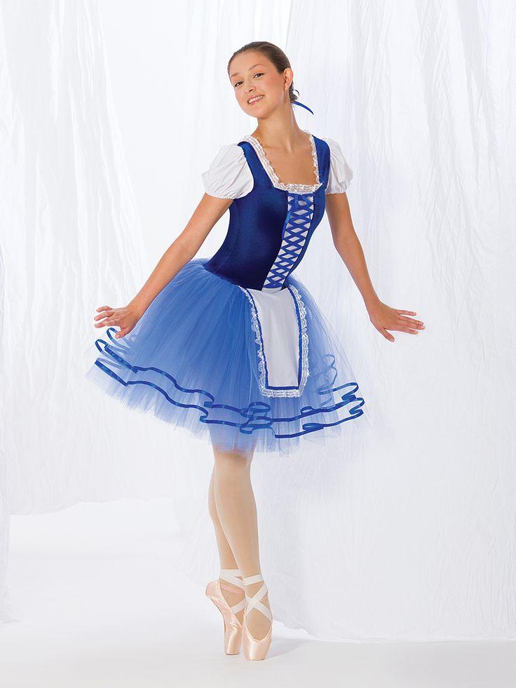 24 best Swanhilda Costumes images on Pinterest | Tutus, Tutu and ...