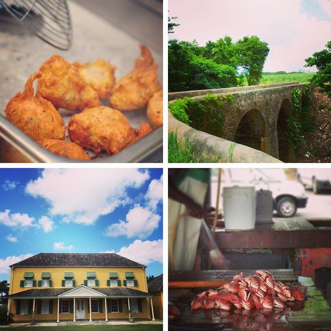 Food And History Of Barbados