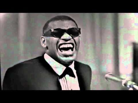 Ray Charles - Hit The Road Jack (My parents had this on an album.  I thought it was cool when I was a little boy.  My mind hasn't changed.  Great song.)