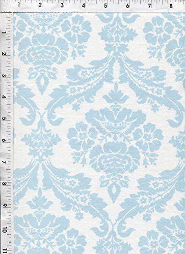 "Free Spirit Tanya Whelan ""Darla"" Grand Revival Blue Damask Fabric Freespirit Fabric http://www.amazon.com/dp/B00U6VD9UQ/ref=cm_sw_r_pi_dp_uc0fvb0DQ9EM9"