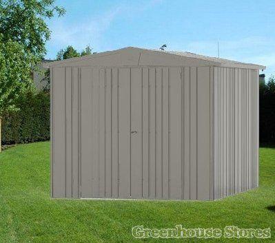 30 best images about biohort metal garden sheds storage for 10ft x 7ft garage door