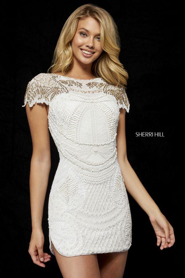 363e460f227a Sherri Hill Style #52316   Designerkleider in 2019   Designer ...