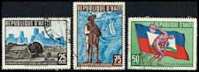 Haiti 448-450 Stamps 3rd Pan Am Games Stamps C HAT 448to450-1 CTO