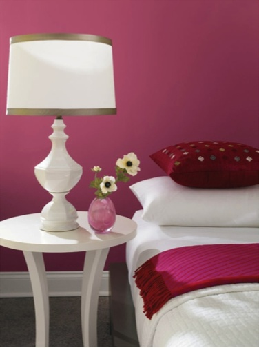 76 best think pink - pink paint colors images on pinterest