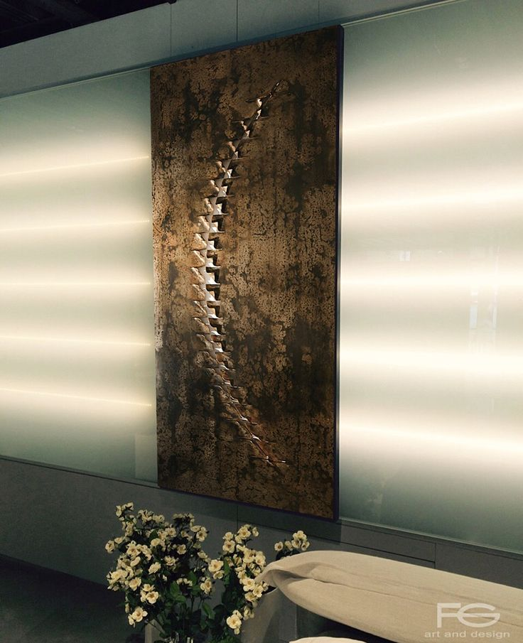 LISCA PICTURE Etched iron Size 200x95cm Showroom, Swiss https://instagram.com/p/-TUCLgIsJy/