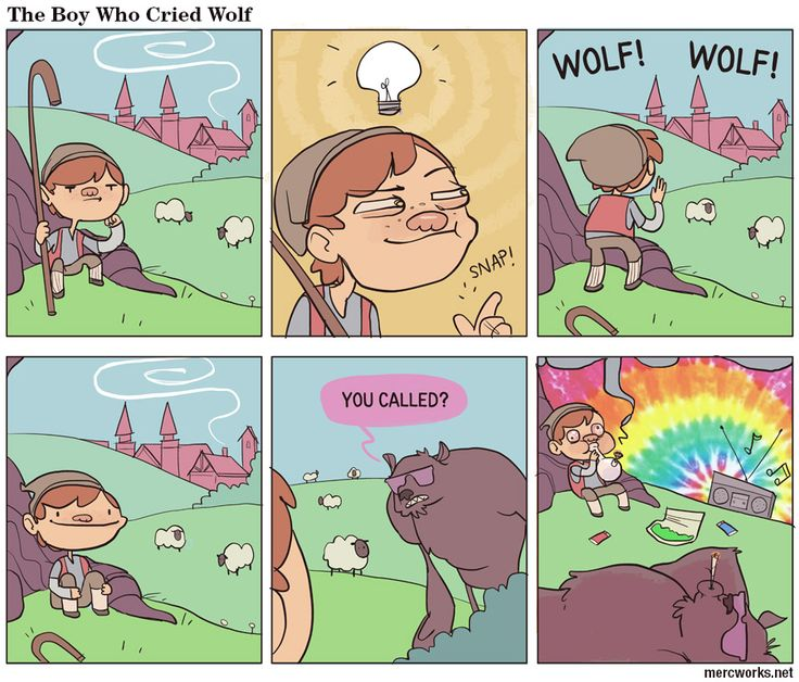 In Case You Pulled A Boy Who Cried Wolf And Forgot The Kickstarter For Second MercWorks Book Is