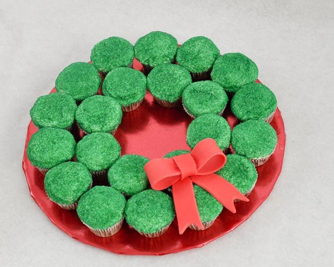 Beki Cook's Cake Blog: Easy Christmas Cupcake Ideas