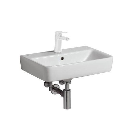 Keramag Renova Nr.1 Comprimo Waschtisch weiß mit Keratect - 226155600   Reuter Onlineshop