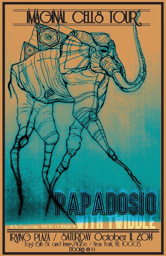 Papadosio w twiddle imaginal cells tour by visionsofliberation