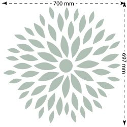 1000 images about plantilla on pinterest damask stencil for Plantillas para pintar paredes