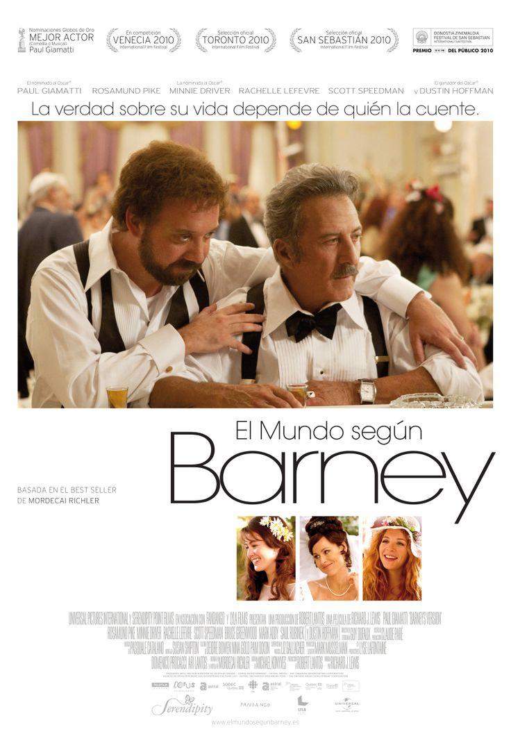 EL mundo según Barney [Material gráfico] / Director, Richard J. Lewis.