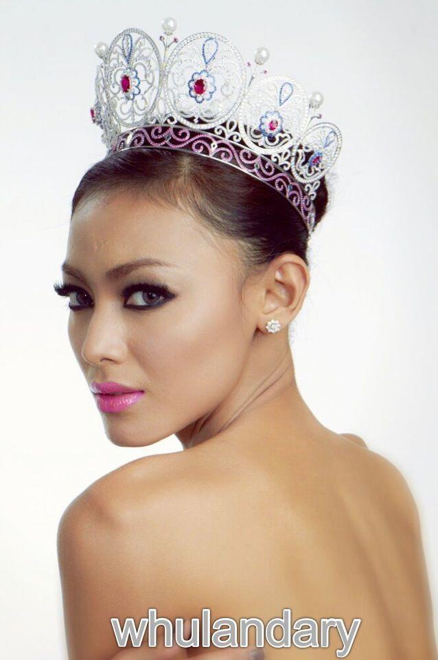 Whulandary Herman - Sumatera Barat, Miss Indonesian Universe 2013