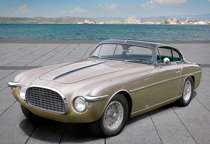 Ferrari 375 America Coupé 1953