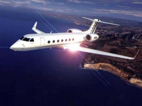 A Luxury Jet for Travel...