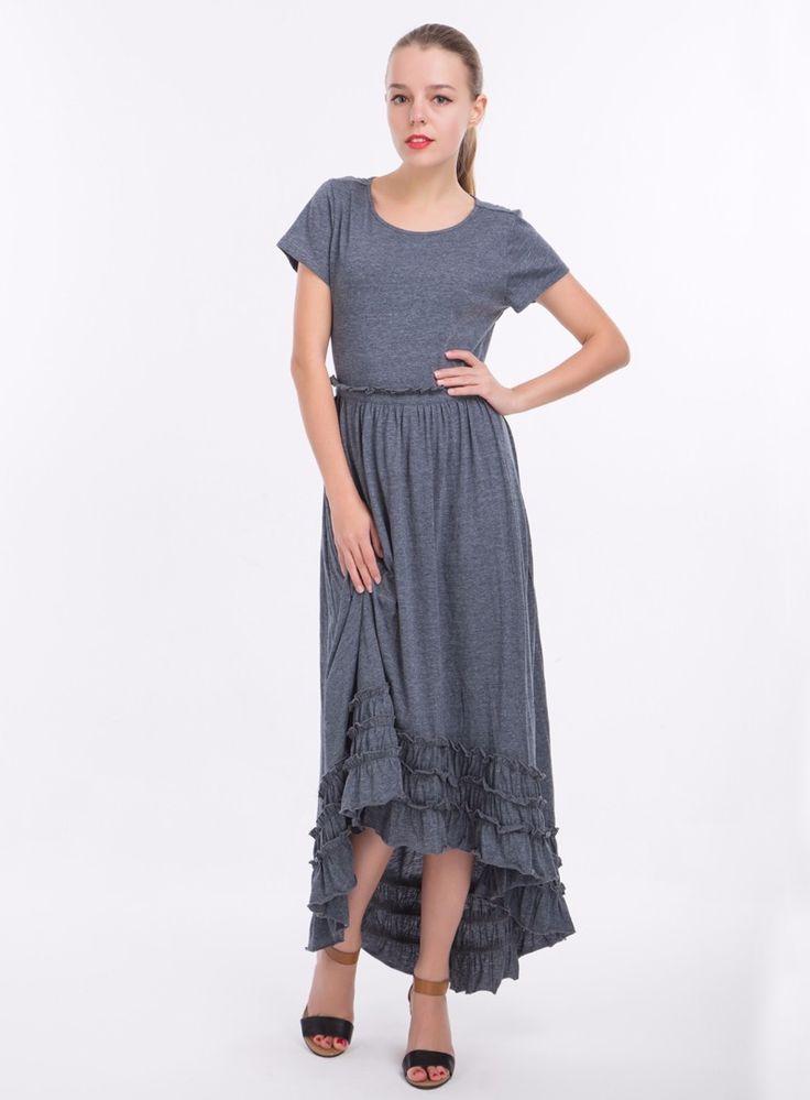 Summer High quality New Fashion Women Hollow Back Waist Dress European Vintage One Piece fancy dress,lady dress
