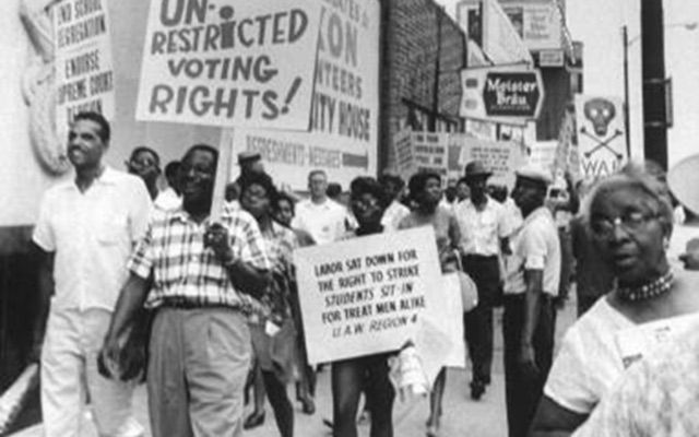 voting rights for african americans essay Profile in courage essay  the fundamental prize sought by the civil rights movement was something that african americans  but the civil rights.