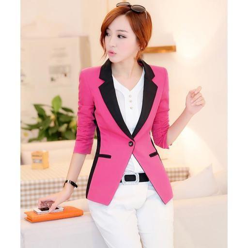 koleksi blazer wanita modis yang modern dan mewah buat kamu yang butuh jas kerja wanita terbaru dari harga sangat murah di online shop blazer slim