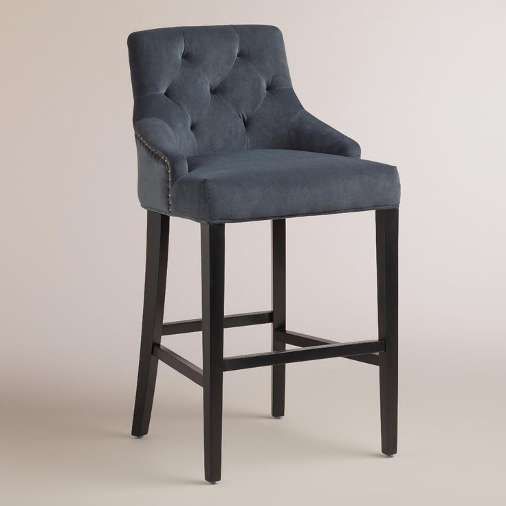 The Curvaceous Silhouette Of Our Atlantic Lydia Barstool
