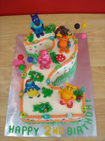 backyardigans party ideas - Bing Images