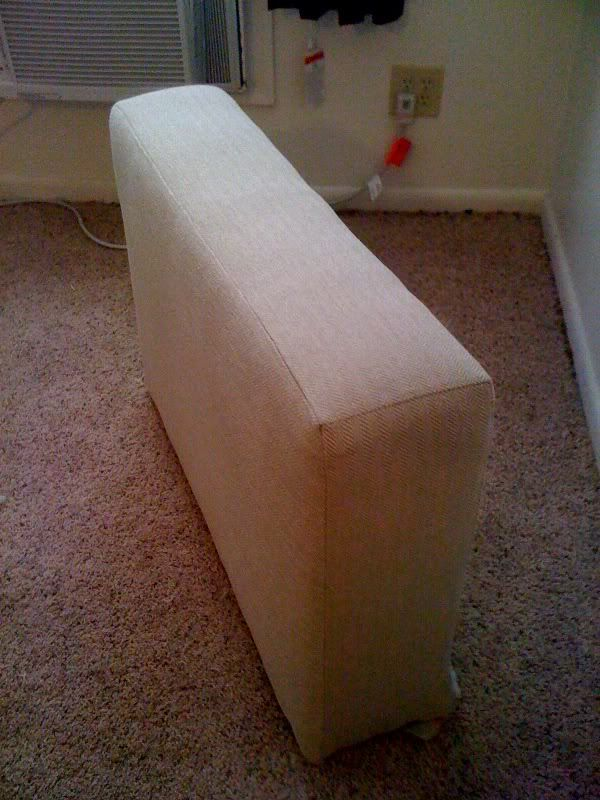 how to build your own couch.
