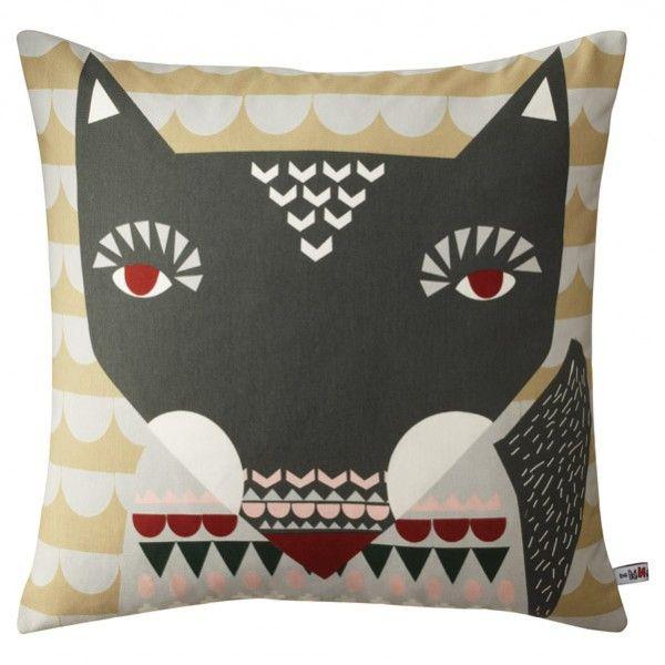 Donna Wilson - Wolfie Cushion