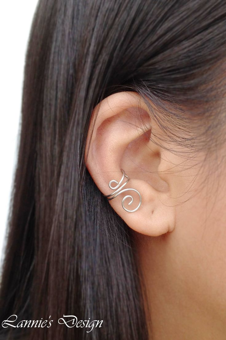 best 25+ silver ear cuff ideas on pinterest | ear cuffs, ear cuff