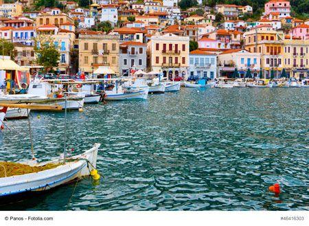 Parga, Greece: A Cosmopolitan Flavor Of A Small Greek Town