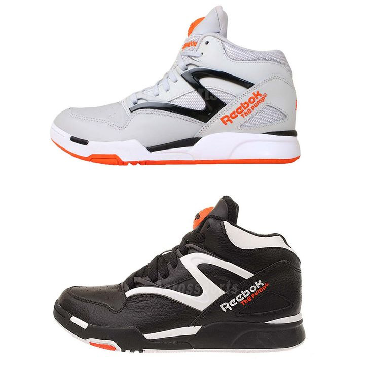 reebok pump omni lite retro basketball shoes mens classic sneakers pick 1. Black Bedroom Furniture Sets. Home Design Ideas