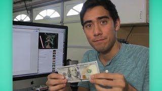 Zach King Vine - YouTube