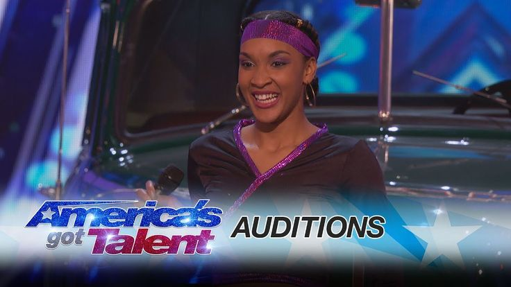 Shemika Charles: Limbo Queen Amazes The AGT Judges - America's Got Talent 2017 - YouTube