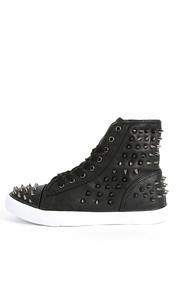 Boras Sneaker Shoes Cora White/Black/Gold - Sneakers Sneakers, Número de Zapato:44