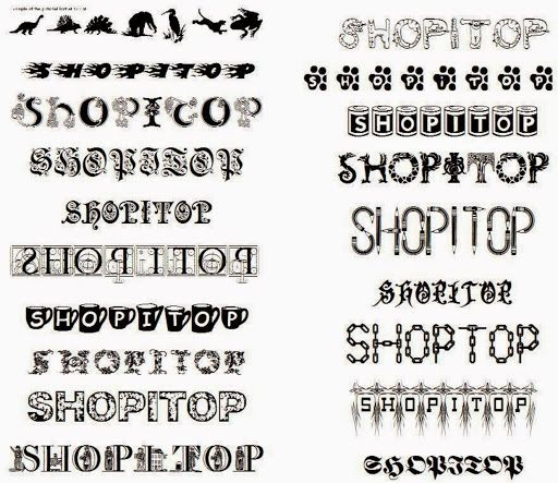 20 Interesting Fonts For Tattoos Ideas And Designs