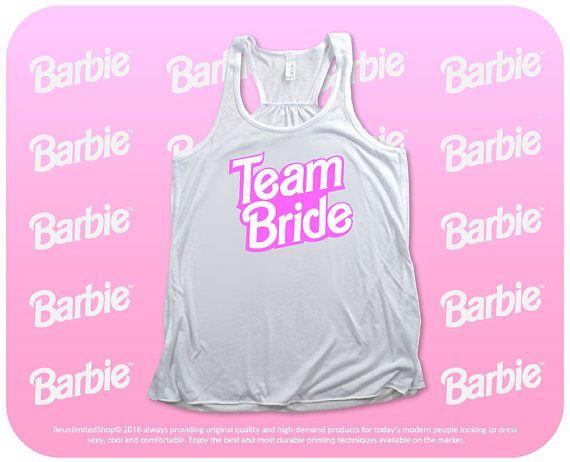 Bride Squad Shirts. Team Bride Party Shirts. Bride Squad Tank