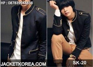 Blazer Jaket Korea SK-20
