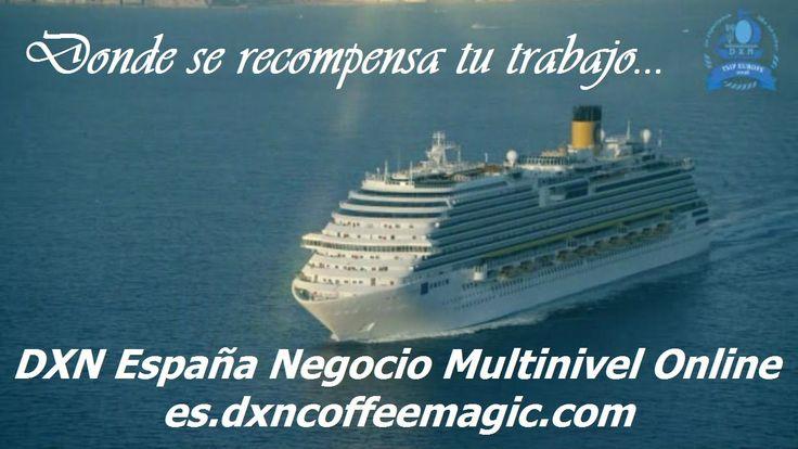 Costa Diadema  sueño viaje con DXN