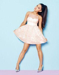 Ariana Grande By Lipsy London Photoshoot 2016