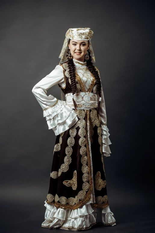 татарские женские картинки уютная