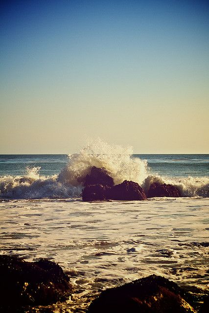 Malibu, California #LAeveryday....I miss my frequent drives in Malibu :(