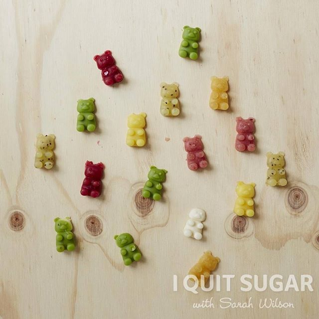 Bear gummies! Want to know what the secret ingredient is? All revealed soon...