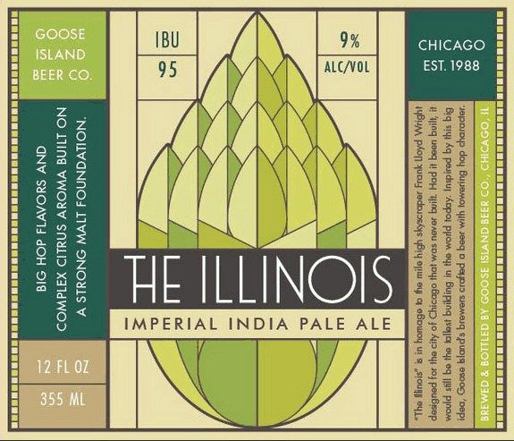 """Goose Island's Imperial Series Kicks Off with """"The Illinois"""" - Beer Street Journal"""