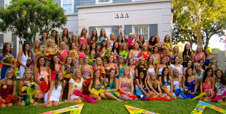 philanthropic contributions of fraternities and sororities in the community Guide to fraternity and sorority our fraternity and sorority community allows giving both their time and financial contributions to a variety of charitable.