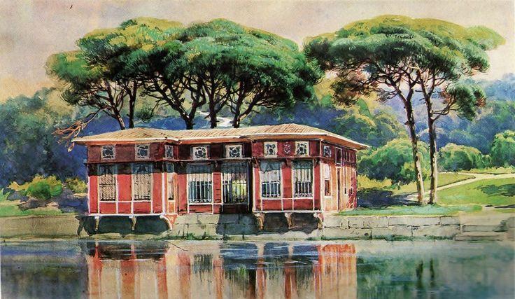 Osmanlı ResimleriHoca Ali Rıza