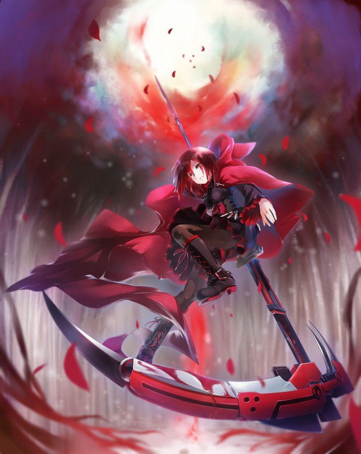 Ruby the red riding hood by Qaizor on DeviantArt  |Ruby Red Fan Art