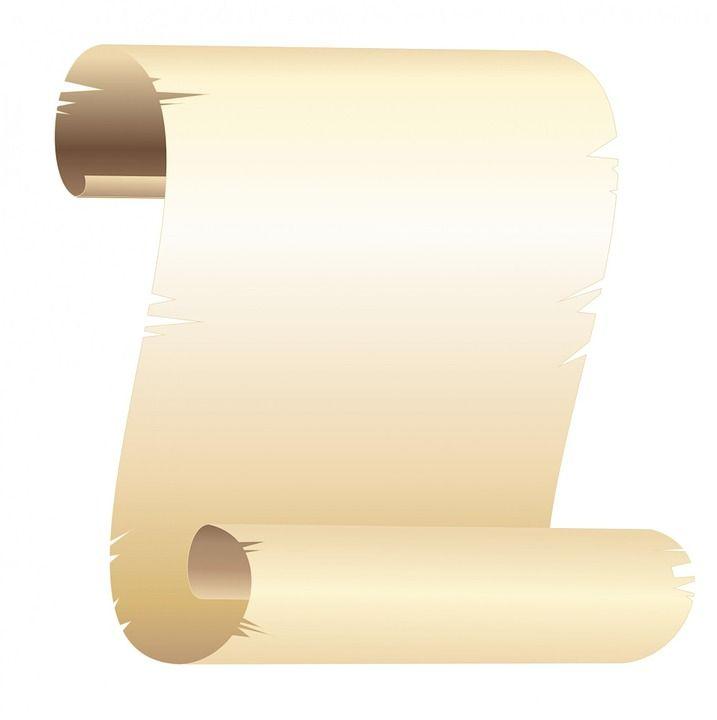 Картинки в виде бумаги