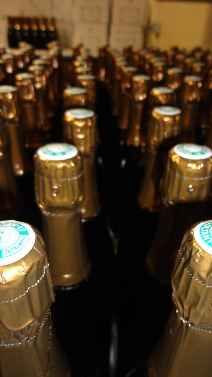 Préparation#Noël - Champagne Leroy-Meirhaeghe