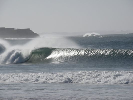 Peniche, Portugal - one of the best surfspots in the World