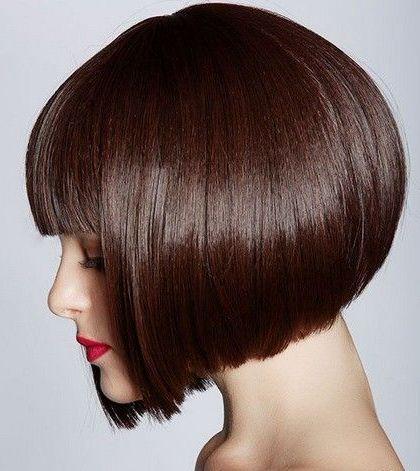 Like The Shape Of The Back Haircuts I Like Pinterest